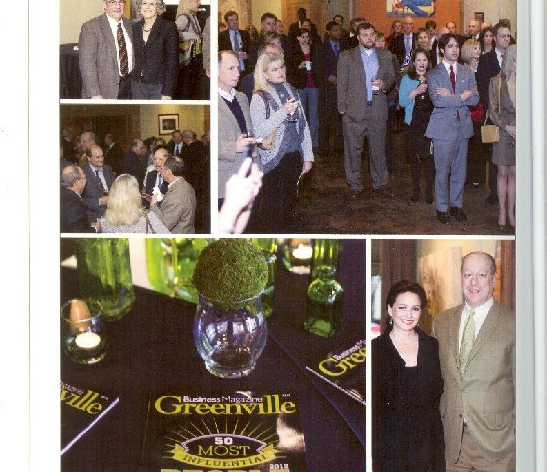 2013 Greenville Business Magazine